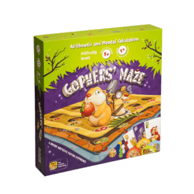 Gopher's maze