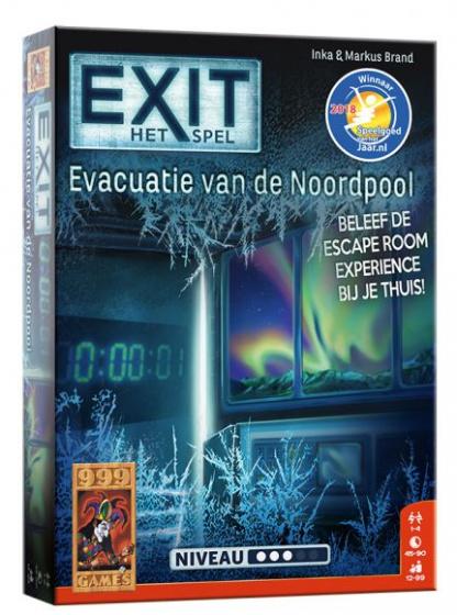 evacuatie van de noordpool